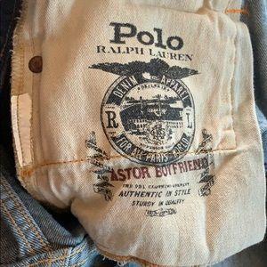 Polo by Ralph Lauren Jeans - Ralph Lauren Astor slim destroyed Boyfriend jeans